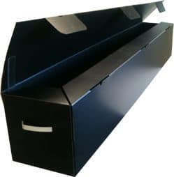 fluorescent lamp coffin
