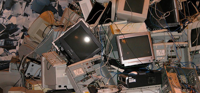 waste computers