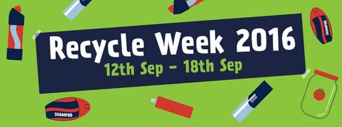 recycle week 2016
