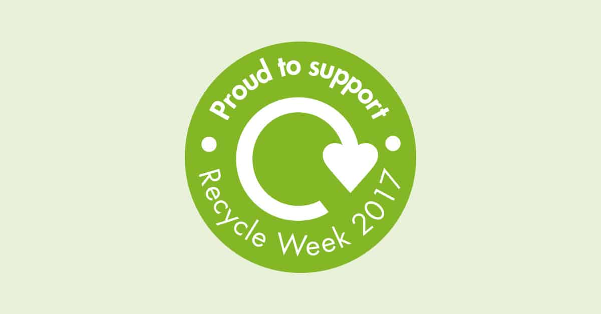 Recycle Week 2017 Find Out This Years Theme And How To