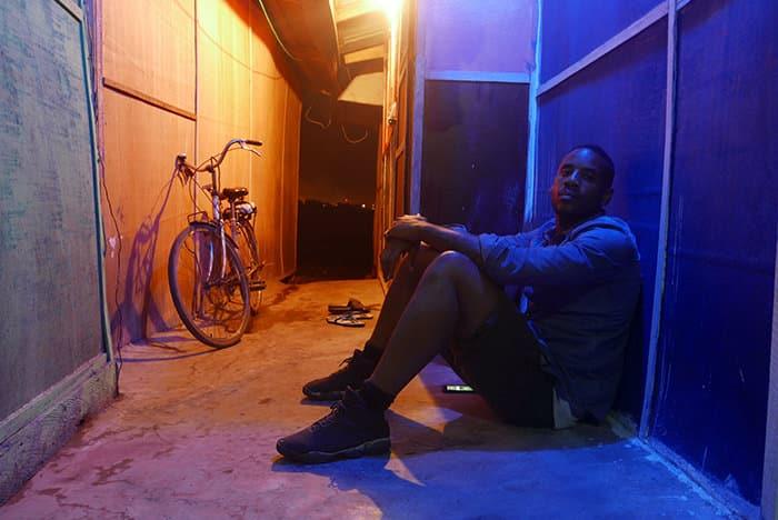 Reggie Yates in Ghana